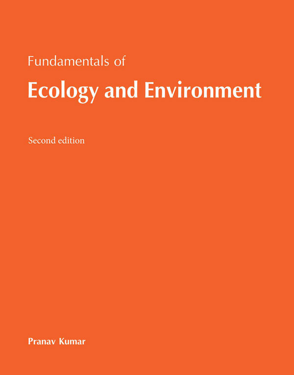 Fundamentals Ecology Environment