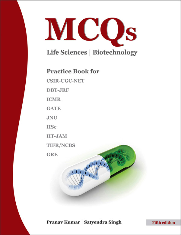 MCQs Life Sciences Biotechnology