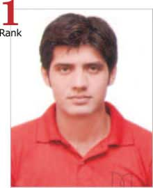 CSIR-JRF-NET Life sciences result 2013 Rank-01