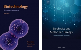 Biotechnology and Biophysics <br>combo set