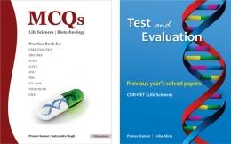 CSIR-UGC-NET Life Sciences <br>Practice books combo set